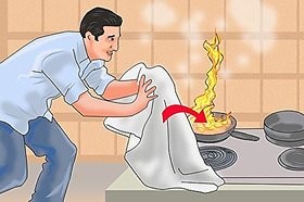 Fire Blanket Box
