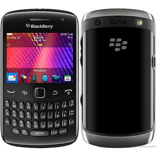 Blackberry curve 9360 (512 MB, 512 MB, Black)