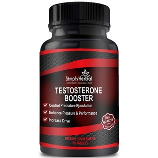 Simply Herbal  Muscle Booster For Men