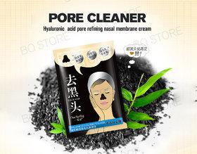 3 pcs one spring Hyaluronic Acid Face Mask Suction Blackhead Remover Nose Mud Mask Peeling Acne Treatment