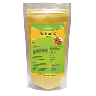 Biotrex Turmeric Powder - Potent Anti-oxidant200g