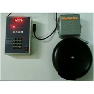 SWAGGERS AUTOMATIC SCHOOL TIMER AUTOMATIC SCHOOL TIMER Indoor PA System  (220 W)