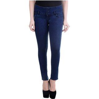 Mad Shine Blue Denim Jeans