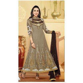 Bollywood designer Anarkali Suit (Unstitched)