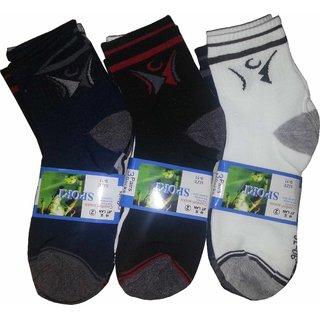 3 Pair Of Sports Socks