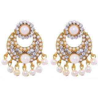Jewel Treasure Aditi Alloy Drop Earring