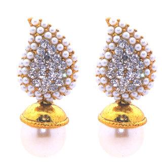 Jewel Treasure Akriti Alloy Drop Earring