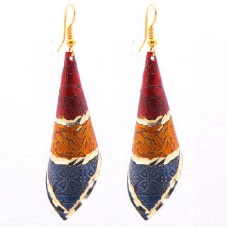 Jewel Treasure Aadhira Copper Drop Earring