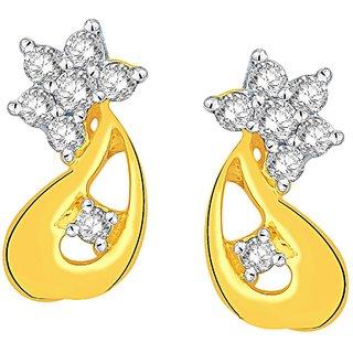 Maya Gold Earrings IDE00506_22KT