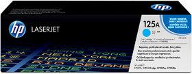 HP 125A Cyan Original LaserJet Toner Cartridge CB541A