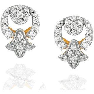 Maya Gold Earrings RZE00025_22KT