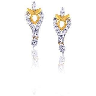 Maya Gold Earrings RZE00106_22KT