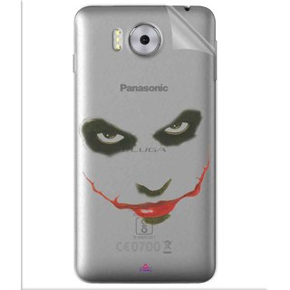 Snooky Digital Print Tpu Transpanent Mobile Skin Sticker For Panasonic Eluga Note