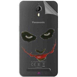 Snooky Digital Print Tpu Transpanent Mobile Skin Sticker For Panasonic P77