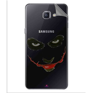 Snooky Digital Print Tpu Transpanent Mobile Skin Sticker For Samsung Galaxy A9 Pro