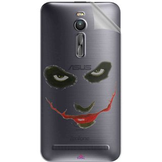 Snooky Digital Print Tpu Transpanent Mobile Skin Sticker For Asus Zenfone 2 ZE551ML