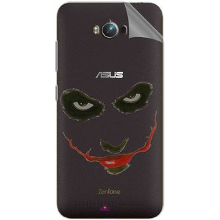 Snooky Digital Print Tpu Transpanent Mobile Skin Sticker For Asus Zenfone Max
