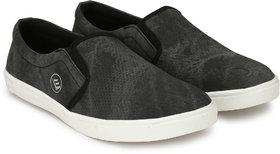 Evolite Grey Slip On Sneakers, Stylish Loafer For Men &