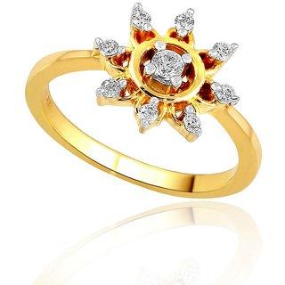 Maya Gold Ring NRA260_22KT