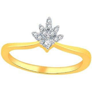 Maya Gold Ring ADR00068_22KT