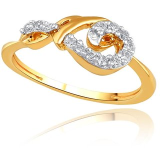Maya Gold Ring PR12052_22KT