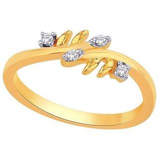 Maya Gold Ring IDR00731_22KT