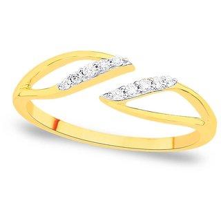 Maya Gold Ring DDR03236_22KT