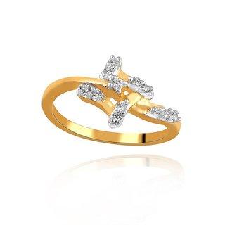 Maya Gold Ring PR12903_22KT