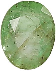 Natural Emerald 3.74 cts.(E-3196)