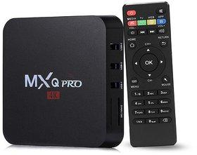 AA Universal Black MXQ PRO Android 5.1 Smart TV Box, Media Player ,IPTV,QuadCore1G/8G UHD 4K