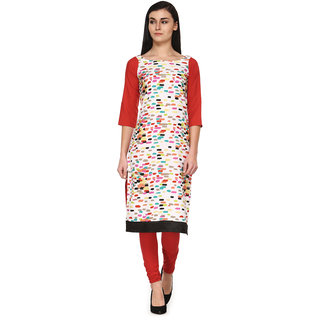 Enchanted Drapes Multi Stitched Kurti For Women