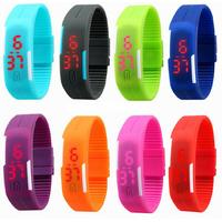 Ultra Slim Digital Band Watch Buy 1 Get 1 Free