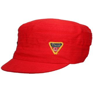 Stylos Classic Red Cap