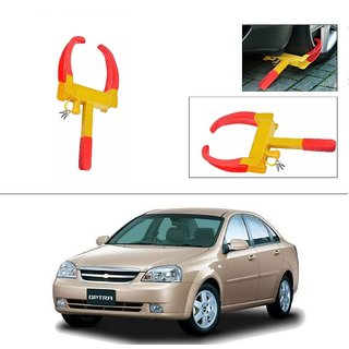AutoStark  Anti-Theft Car Wheel/Rim Lock-Chevrolet Optra