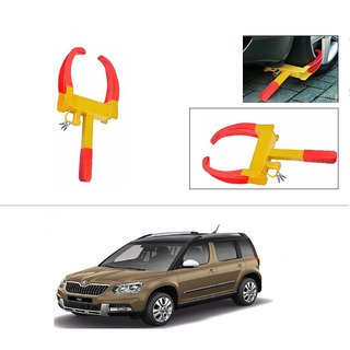 AutoStark  Anti-Theft Car Wheel/Rim Lock-Skoda Yeti