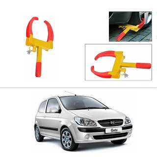 AutoStark  Anti-Theft Car Wheel/Rim Lock-Hyundai Getz