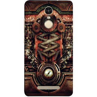 PRINTHUNK PREMIUM QUALITY PRINTED BACK CASE COVER FOR GIONEE A1 DESIGN6059