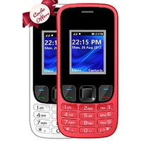 Combo Of IKall K29 (Dual Sim, 1.8 Inch Display, 1800 Ma - 128030631