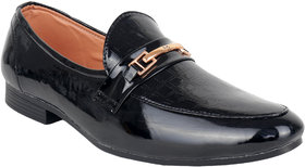 Casual Black Loafers Yellow Tree Black Loafers Slipons