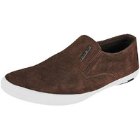 MARCO FERRO Men's Caf Slip On Smart Casuals Shoes