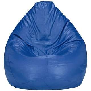 Home Berry XL Blue Bean Bag (without Beans)