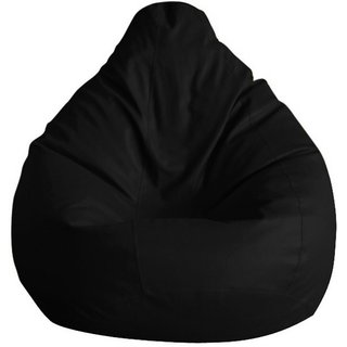 Buy Caliph Xxl Black Bean Bag Beans Not Included