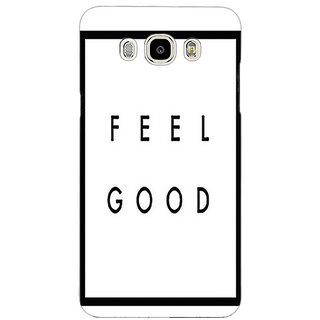 Printgasm Samsung Galaxy On8 Printed Back Hard Cover/Case,  Matte Finish, Premium 3D Printed, Designer Case