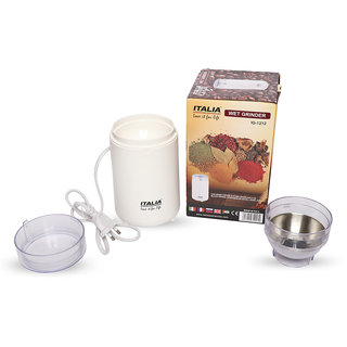 150W Wet Grinder Mixer Choper Masala Maker 1 Year Warranty