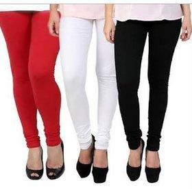 Pack of Three Cotton Legging  (Size XL/XXL)