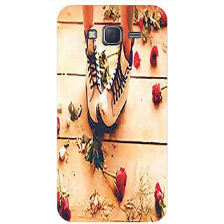 Printgasm Samsung Galaxy J5 (2015) Printed Back Hard Cover/Case,  Matte Finish, Premium 3D Printed, Designer Case