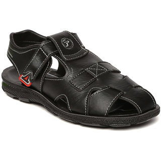 58c728ba881 Buy Paragon-Paragon Max Men s Black Slippers Online   ₹599 from ...
