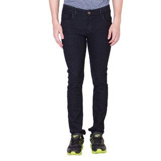 Concepts Men Slim Fit Black Jeans