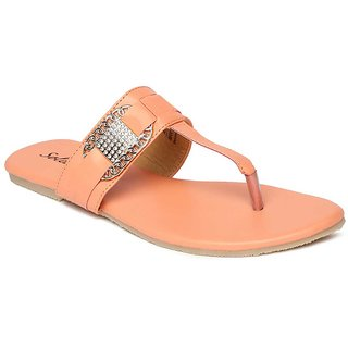 e2a4da844e78 Buy Paragon-Solea Plus Women s Pink Slippers Online - Get 25% Off