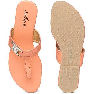 337748075b03ac Buy Paragon-Solea Plus Women's Pink Slippers Online - Get 25% Off